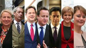All seven parties are set to have a political debate on ITV, which parties will show strengths and which will show weakness?