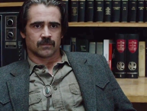 Colin Farrell as Ray Velcoro in series two of True Detective