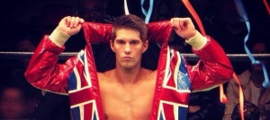 Zach Sabre Jnr is representing the UK as part of NJPW